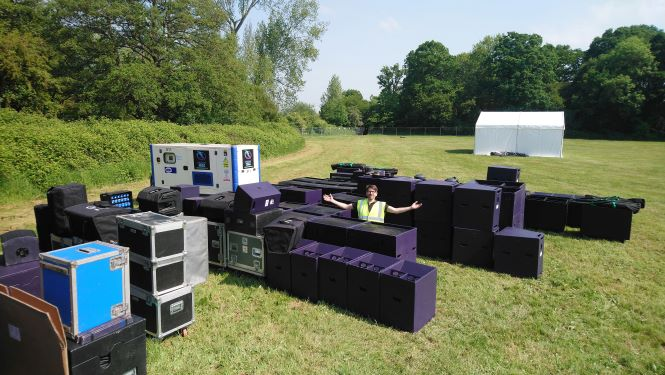 Alfresco Load In 2018