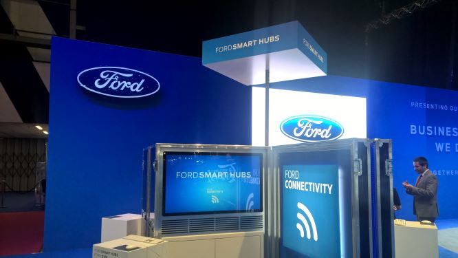 Ford Commercial Vehicle NEC 2018