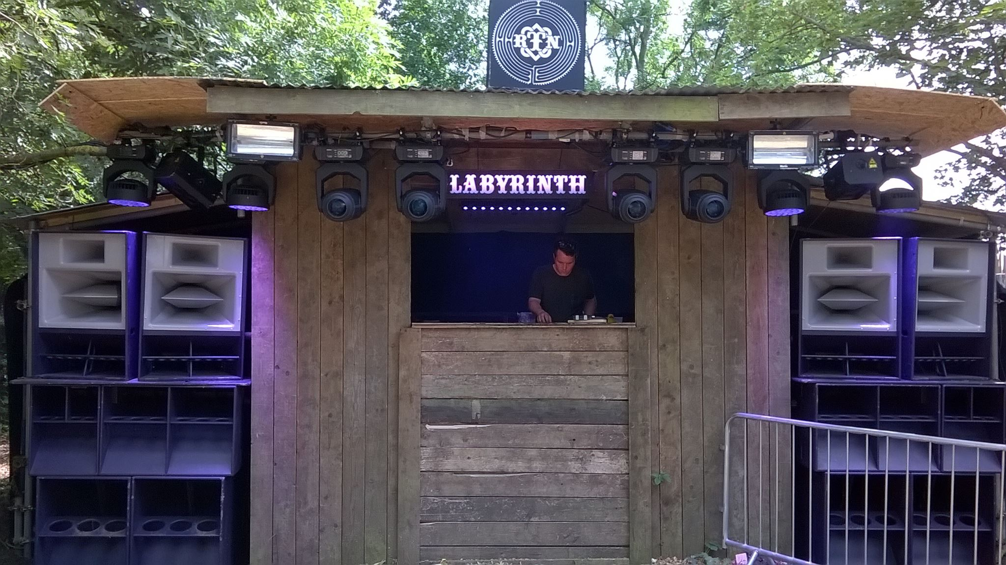 Labyrinth Stage, SGP, 2016